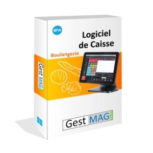 logiciel caisse Gest Mag pour les boulangeries, etc.