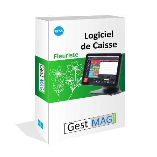 logiciel de caisse fleuriste